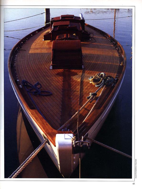 Classic Boat S2