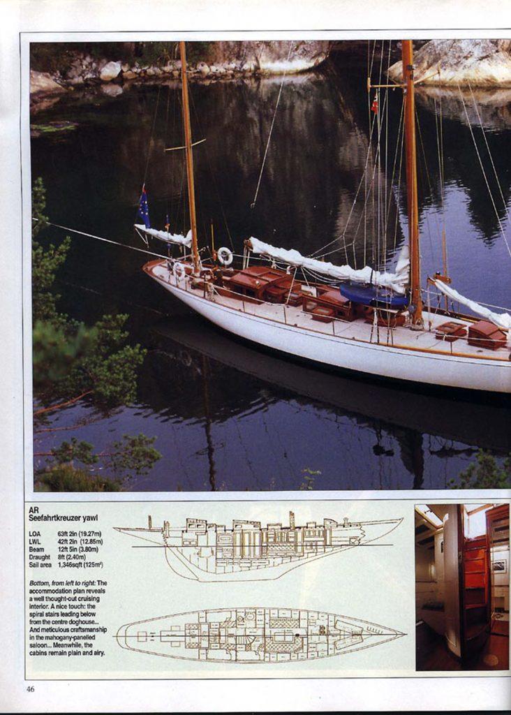 Classic Boat S3
