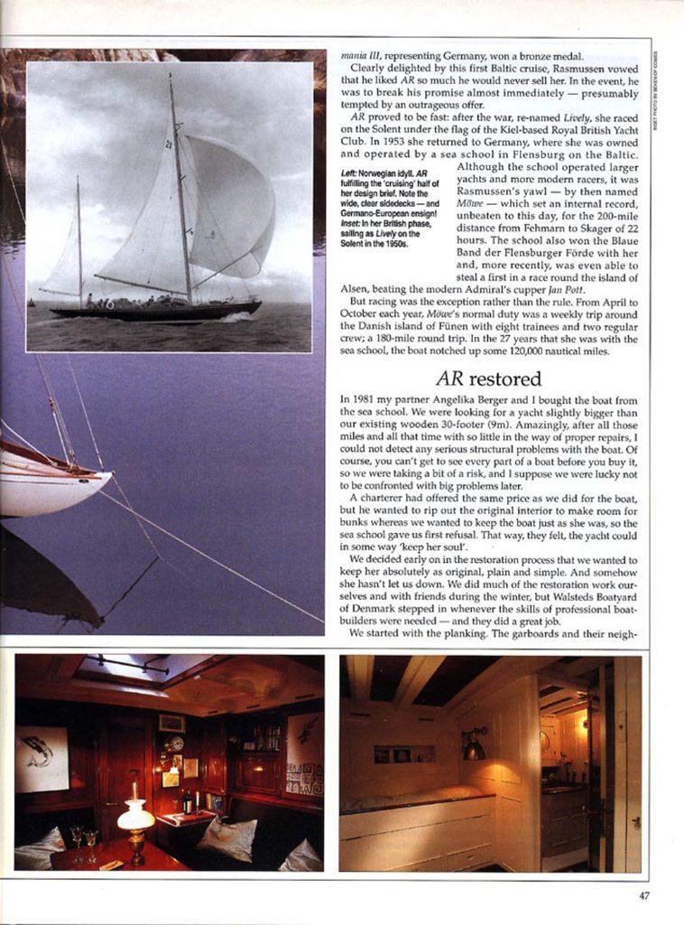 Classic Boat S4