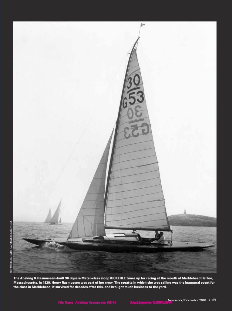 WoodenBoat S4